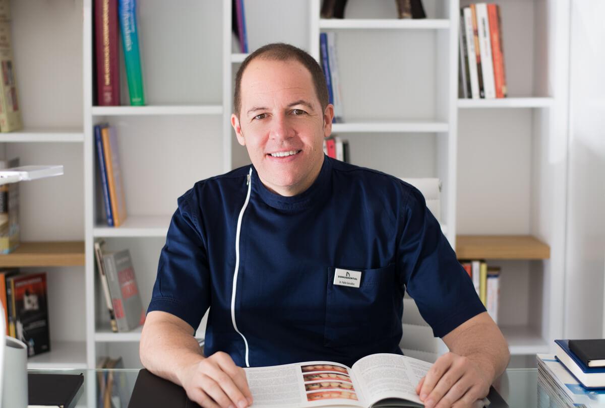 Dr. Pablo González | Director médico