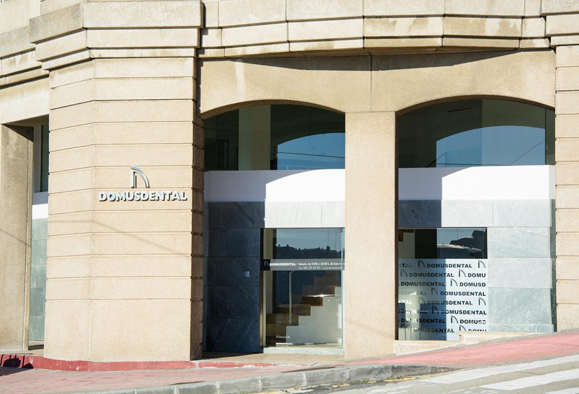 Clínica Domus Dental A Coruña