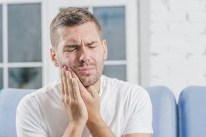 Dolor al masticar