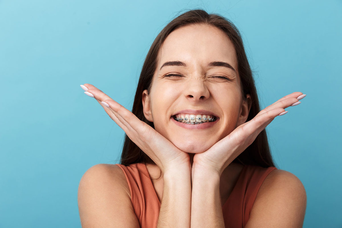La ortodoncia ensancha la cara